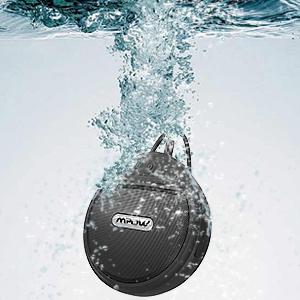 Portable Bluetooth Speaker Waterproof Bluetooth Speaker Shower Speaker