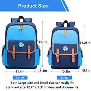 boys preschool backpack
