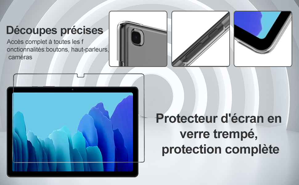 Coque Samsung Galaxy Tab A7