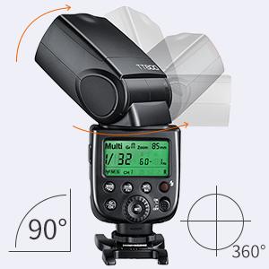GODOX TT600 クリップオンカメラストロボ