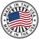 صنع في الولايات المتحدة الأمريكية ، شامبو وبلسم خالي من الكبريتات ، شامبو وبلسم بيوتين ، آمن للكيراتين