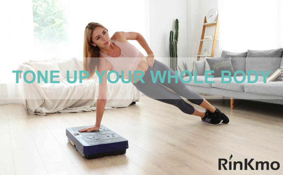 Tone up your body