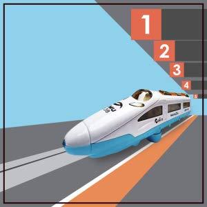 Wekidz 3D Speed Train