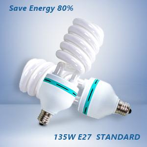 CFL 135W bulbs