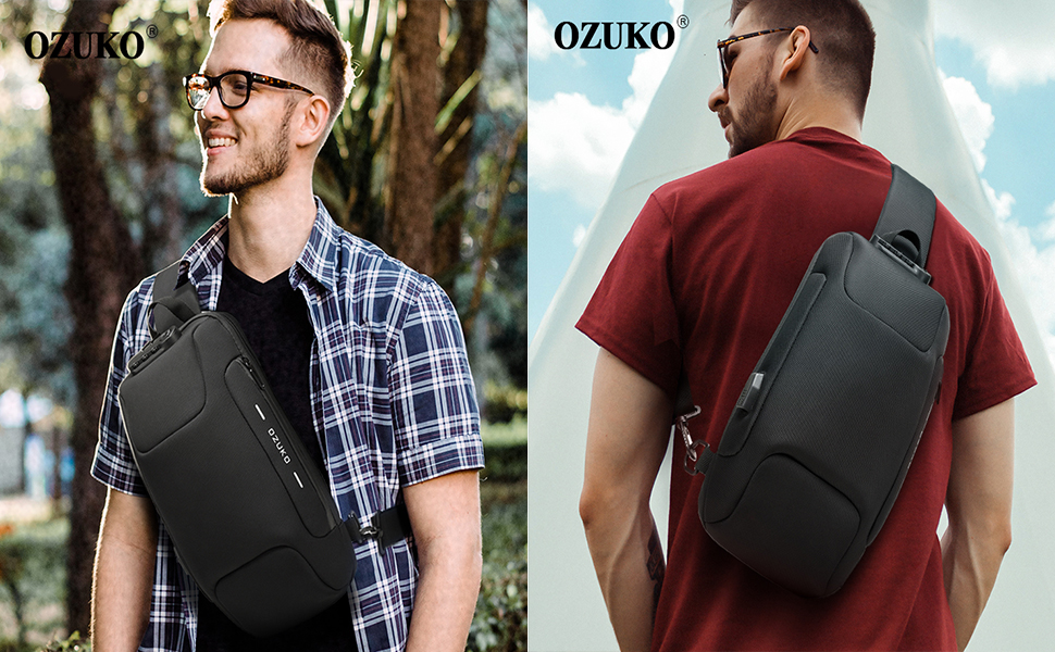 OZUKO SLING BAG