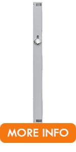 2 drawer file locking bar gray