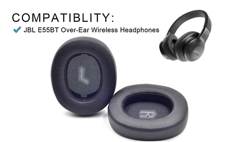 Compatiblity :JBL E55BT headphone