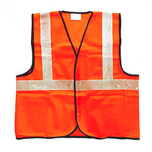 jacket for road work