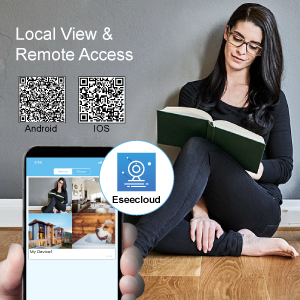 Local View & Remote Access without Monthly Fee