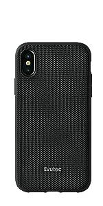 hot sale online b67d7 e9dce Amazon.com: Evutec Case Compatible with X/Xs, AERGO Series Ballistic ...