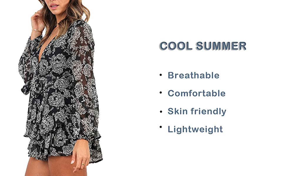 soft breathable cool summer