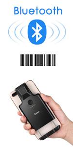 Eyoyo 1d bluetooth barcode scanner