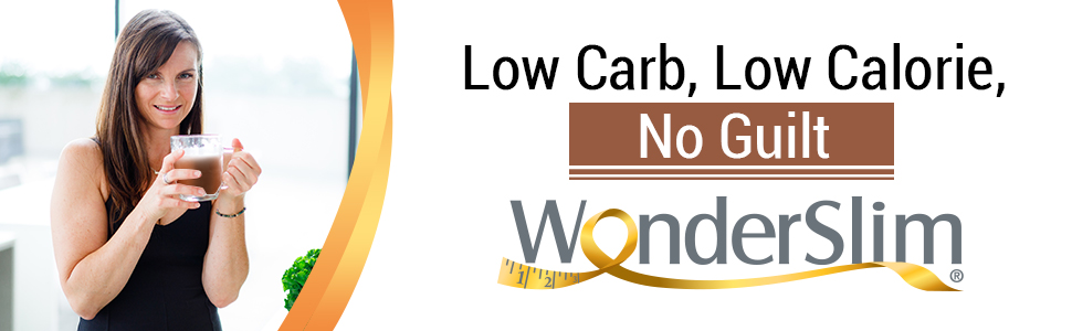 wonderslim high protein meal replacement shakes