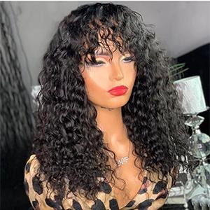 bangs wig