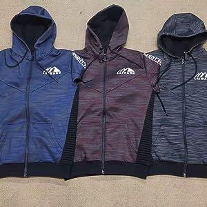 men's hoodie full zip