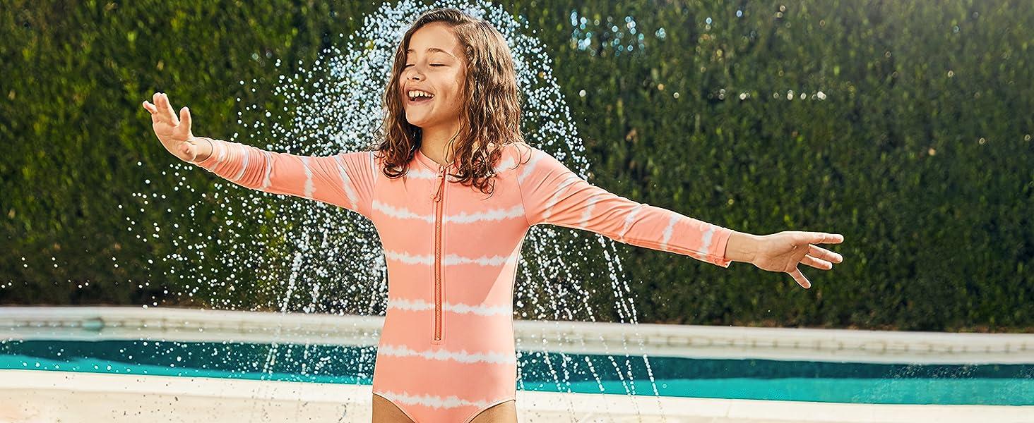 kids pool splash pad outside backyard kiddie pool sprinkler