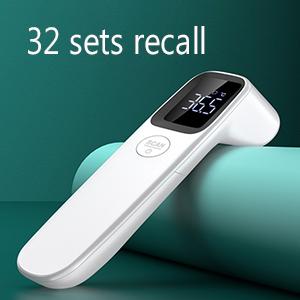 32 sets recall
