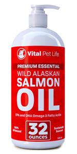 16 oz Wild Alaskan Salmon Oiil
