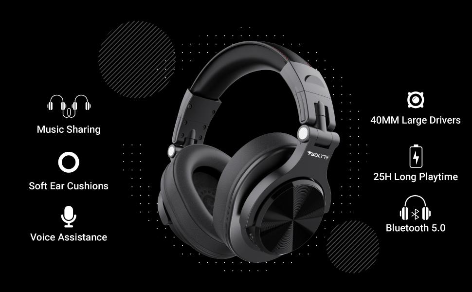 Boltt Headphones
