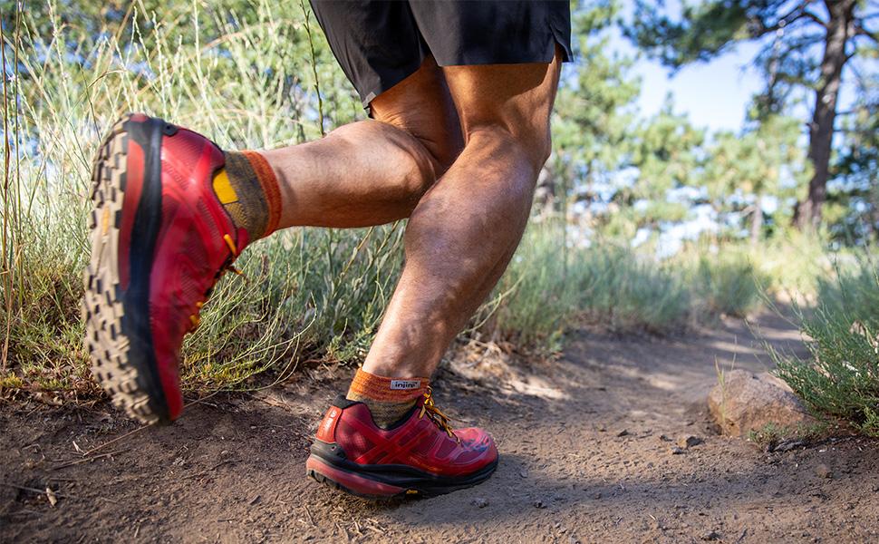 Trail Midweight Mini-Crew, Marigold