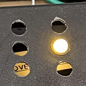 LED Light Mounting Holders