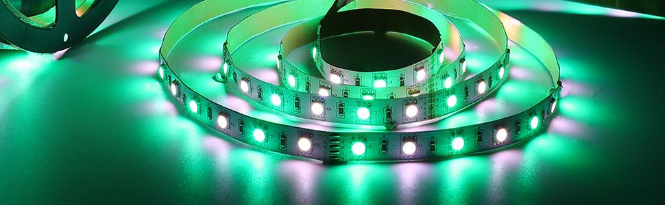RGBW strip lights
