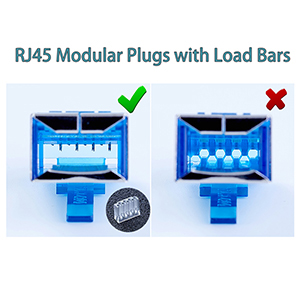 Shielded RJ45 Modular Plug