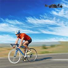GPS Follow Me - Drone Follows You Mode