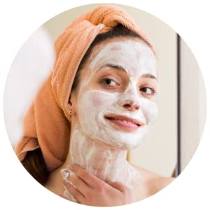 Face Massage Detan
