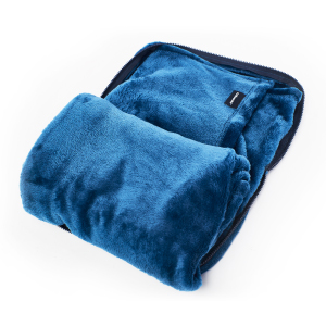 foldable blanket, travel case, soft, pet friendly, comfy, cabeau