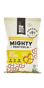 One Mighty Mill - Honey Mustard Pretzels