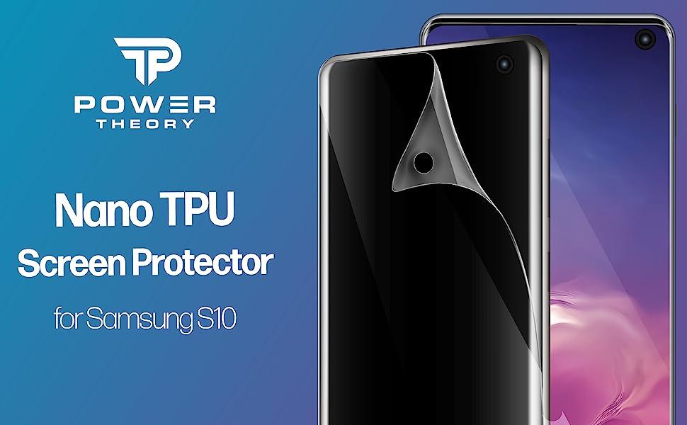 Samsung s10 TPU screen protector