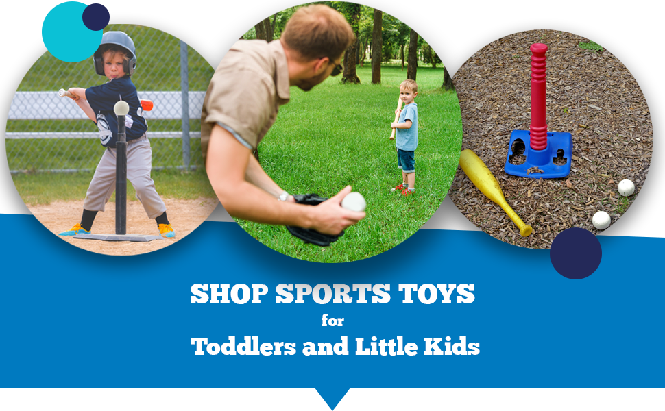 shop baseballs for toddlers