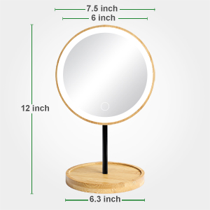 larger makeup mirror