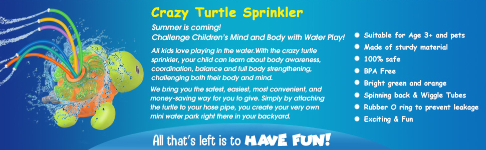 challenge your child's mind and body with water play! Money-saving way for having fun for kids!