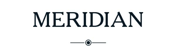Meridian Brand Logo