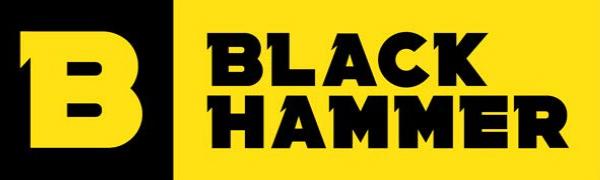 Black Hammer arbetskläder och skodon