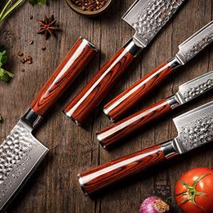 Couteau de Cuisines Professionnel