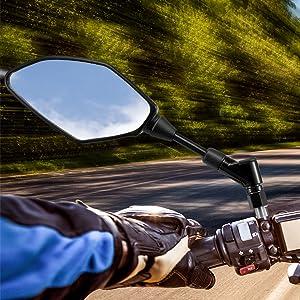 Honda grom mirrors