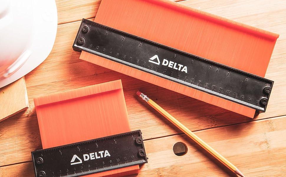 DELTA contour gauge DIY