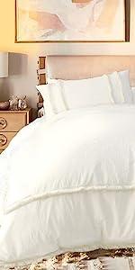 Off White Bedding
