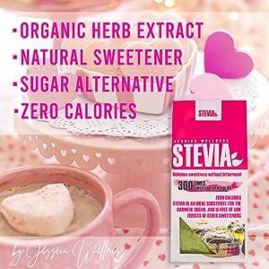 turmeric, curcumin, stevia