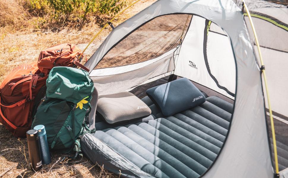 perfect camping