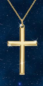 Gloden Cross Necklace