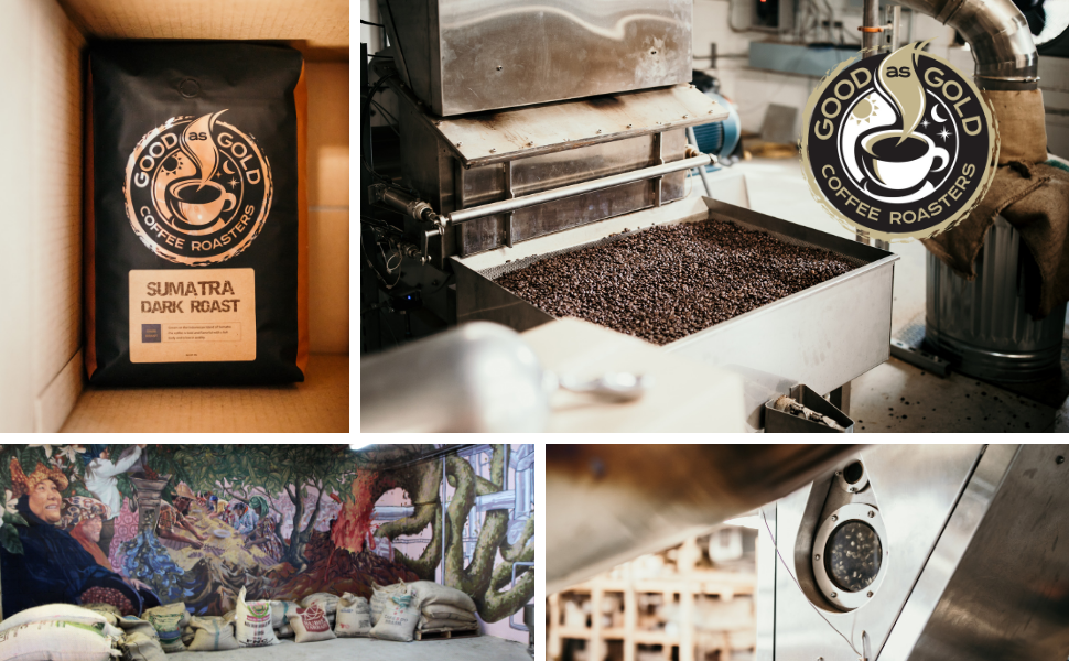 good as gold coffee roasters