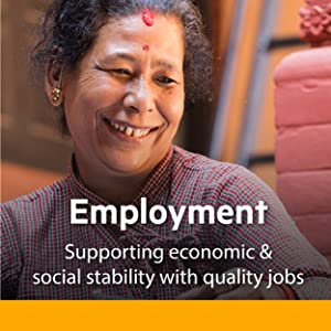 Employing men and women in Nepal to promote economic stability
