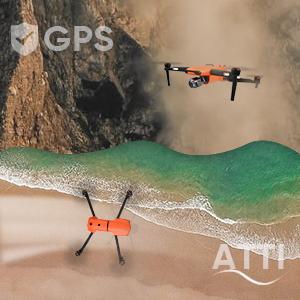 AUTEL 6K drone