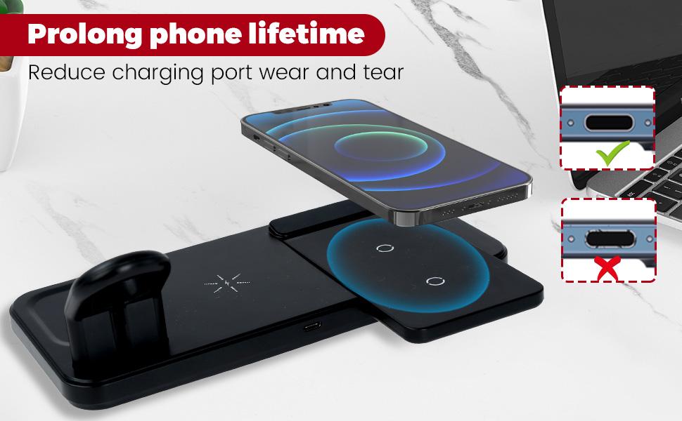 Prolong phone lifetime