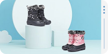 kid waterproof boots