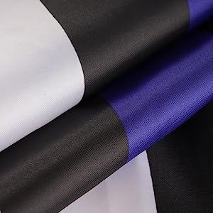 3x5 thin blue line flag